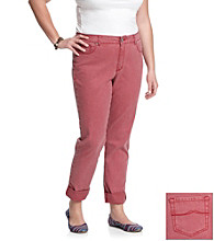 Ruff Hewn Plus Size Colored Skinny Denim