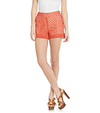 Kensie® Lace Shorts