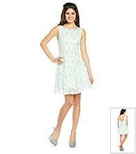 Bee Darlin' Juniors' Sequin Lace Party Dress