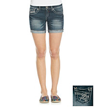 Hydraulic® Juniors' Shine Stitched Short