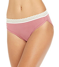 KN Karen Neuburger Silky Soft Hi-Cut Brief