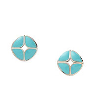 Fossil® Signature Stud Earrings