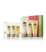 Origins® To Go and Stay Gift Set (A $78.50 Value)