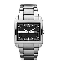 A|X Armani Exchange Men's Smart East West Stainless Steel Watch