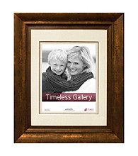 Timeless Frames® Zach Gallery Taupe 16x20 Frame fits 11x14 Matted Picture