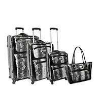 Adrienne Vittadini® Madison Ave 4-pc. Luggage Set