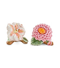 Fitz and Floyd® Flourish Salt and Pepper Set