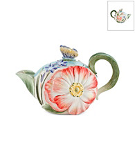 Fitz and Floyd® Flourish Teapot