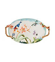 Fitz and Floyd® Flourish Serving Platter