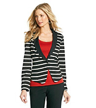 AGB® Stripe Printed Jacket