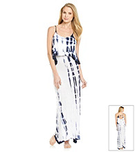 Raviya Tie Dye Maxi Dress Coverup