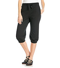 Exertek® Cropped Drawstring Pant