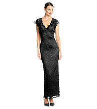 Marina Long Lace Dress