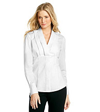 Anne Klein® Buttonfront Shirt