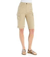 Laura Ashley® Cargo Bermuda Short