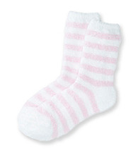 KN Karen Neuburger Heathered Stripe Socks