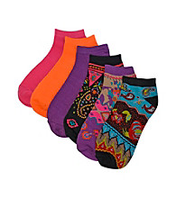 MUK LUKS® Socks 6-Pair Packs
