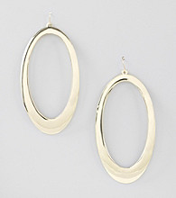 Guess Oval Earrings