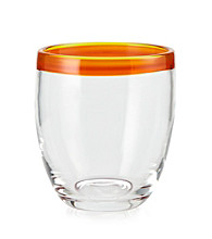 Artland® Tangerine Double Old Fashion Glass