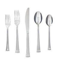 Cambridge Silversmiths Kasey Sand 20-pc. Flatware Set