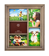 Prinz® 5-Opening Eastman Grey Wood Frame