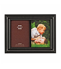 Prinz® 2-Opening Eastman Black Wood Frame