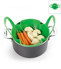 OXO® Good Grips® Green Silicone Steamer