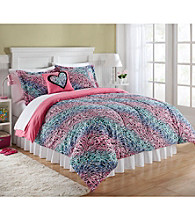 Ashley Comforter Set by LivingQuarters Kids