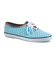 Keds® Champion Oxford - Aqua Dot