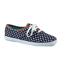 Keds® Champion Oxford - Navy Dot