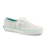 Keds® Double Dutch Candy Buttons - White