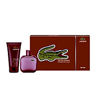 Lacoste Eau de Lacoste L.12.12 Red Rouge Gift Set