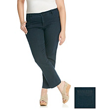 Jones New York Signature® Plus Size Straight Leg Jean
