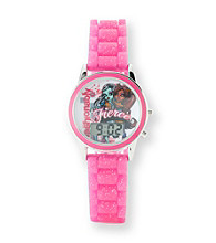 Monster High® Pink Solid Band Watch