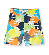 Carter's® Boys' 2T-4T Multi Fish Swim Trunks