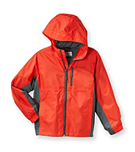 Columbia Boys' 2T-20 Orange Big Jump™ II Jacket