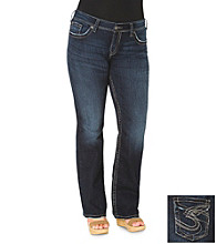 Silver Jeans Co. Plus Size Suki Bootcut Denim Jean