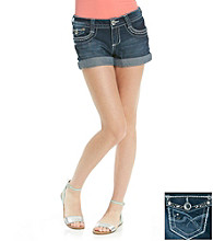 Wallflower Vintage® Juniors' Rolled Cuffed Short