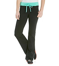 Grane® Juniors' Colorful Waist Yoga Pant With Pocket