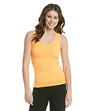 Grane® Juniors' Lace Back Racerback Tank