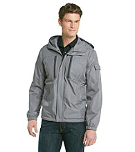 Kenneth Cole New York® Men's Nylon Jacket with Hood