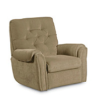 Lane® Charlotte Green Power Glider Recliner