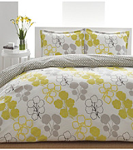 Pressed Flowers Mini Duvet Set by City Scene™