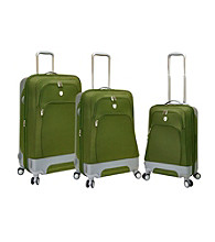 Travelers Club® 3-pc. Expandable Hybrid 4x4 Wheel Luggage Set