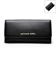MICHAEL Michael Kors® Bedford Leather Flap Wallet