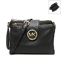 MICHAEL Michael Kors® Large Fulton Leather Crossbody
