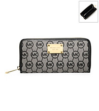 MICHAEL Michael Kors® Jet Set Zip Around Continental Wallet