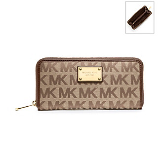 f0abd5e19934 ... Zip-Around Continental Wallet in Black & UPC 885949055652 product image  for MICHAEL Michael Kors Jet Set Signature Continental Wallet | upcitemdb.