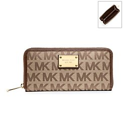 MICHAEL Michael Kors® Jet Set Signature Continental Wallet