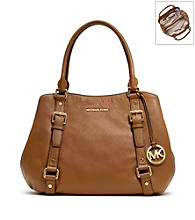 MICHAEL Michael Kors® Large Bedford Leather Satchel